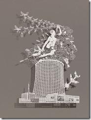 Bovey Lee-Paper Art80