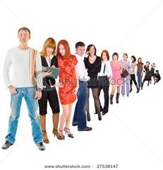 long queue3