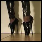 allyouneedtonight-ballet heels extrem