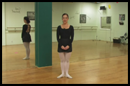 eHow-Ballet Lessons How Do Ballerinas Stand on their Toes