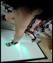 shoesofhollywood-Karo USA Pony 7 Inch Stripper Heels
