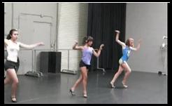 threegin3-dance in heels class at elevation studios