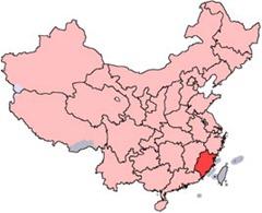 where white tea is grown-fujian province