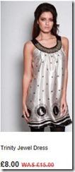 Trinity jewel dress